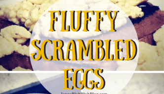 Breakfast Recipes | Fluffy Scrambled Eggs Recipe