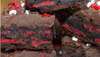 Dessert Recipes: Oreo Stuffed Brownie Recipe