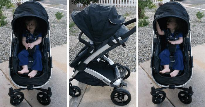 combi catalyst stroller