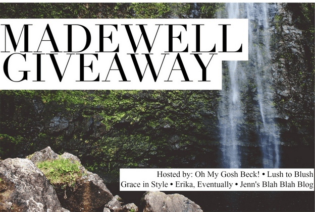 $150 Madewell Gift Card #Giveaway | Jenns Blah Blah Blog | Where ...