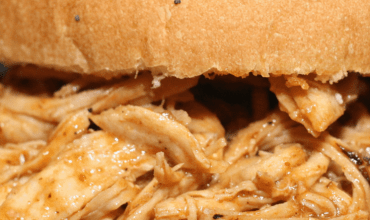 Smoky Applewood with Bacon BBQ Chicken Sandwich Recipe