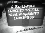 6 Buildable Lunches To Fill Your Monbento Lunch Box