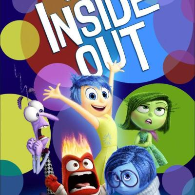 "Insider Look at ""Inside Out"": Watch the Trailer for Disney Pixar's New Animated Film"