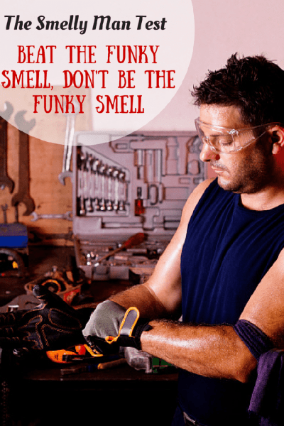 Smelly Guy Test : Beat The Funky Smell, Don't Be the Funky Smell