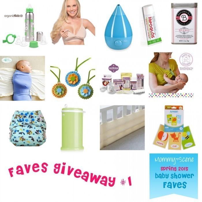 2015 Baby Shower Favs Giveaway Jenns Blah Blah Blog