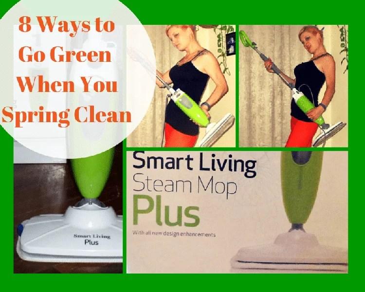Smart Living Steam Mop Pro
