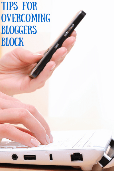 10 Secrets To Overcoming Bloggers Block