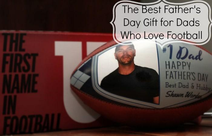 The Best Father's Day Gift for Dads Who Love Football