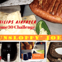 "Protected: ""Unsloppy"" Joes with Philips Airfryer 