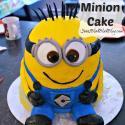How to make a Minions Cake | DIY Minions Cake Recipe