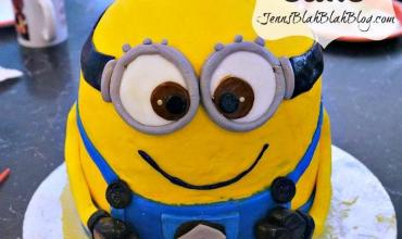 How to make a Minions Cake | DIY Minions Cake Recipe