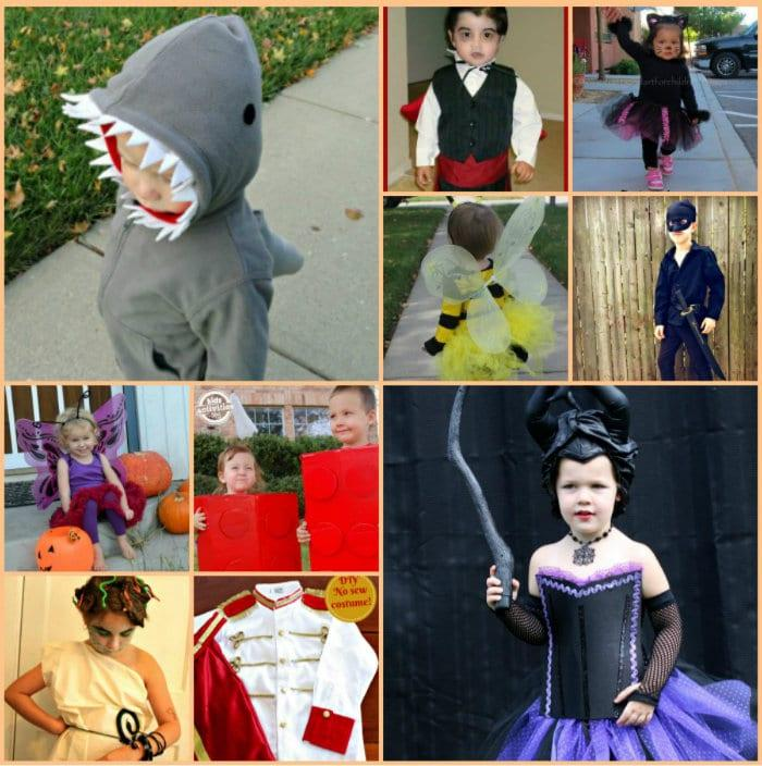 easy diy 20 Awesome Halloween Costume Ideas a  sc 1 st  Jenns Blah Blah Blog & 20 Easy DIY Halloween Costume Ideas for Kids | Jenns Blah Blah Blog