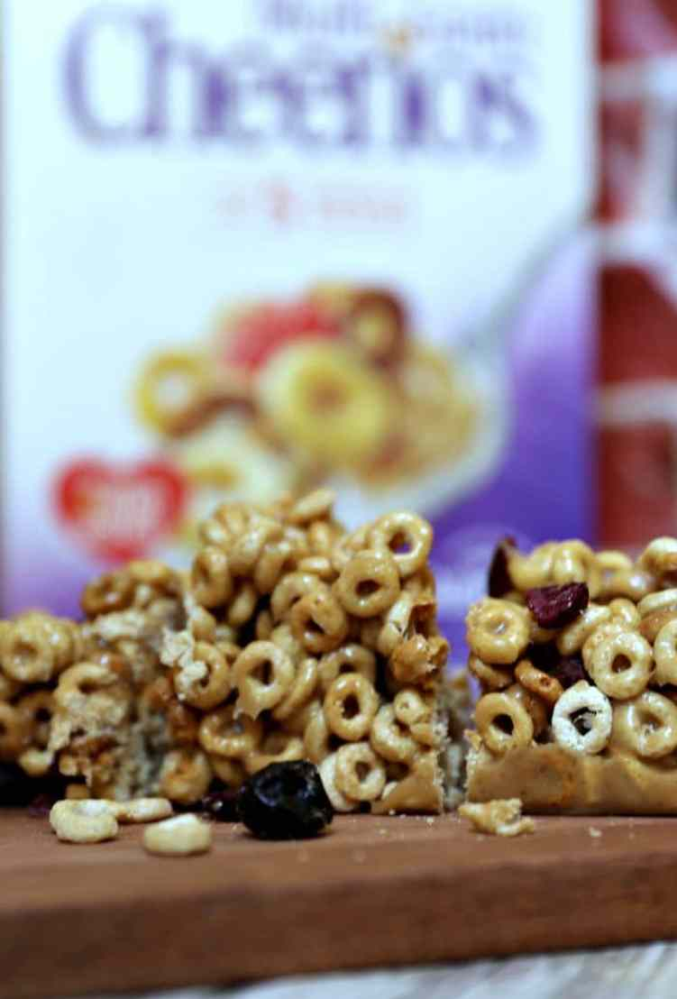 gluten free cheerios bars recipe