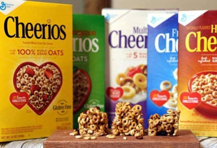 gluten free cheerios cereal