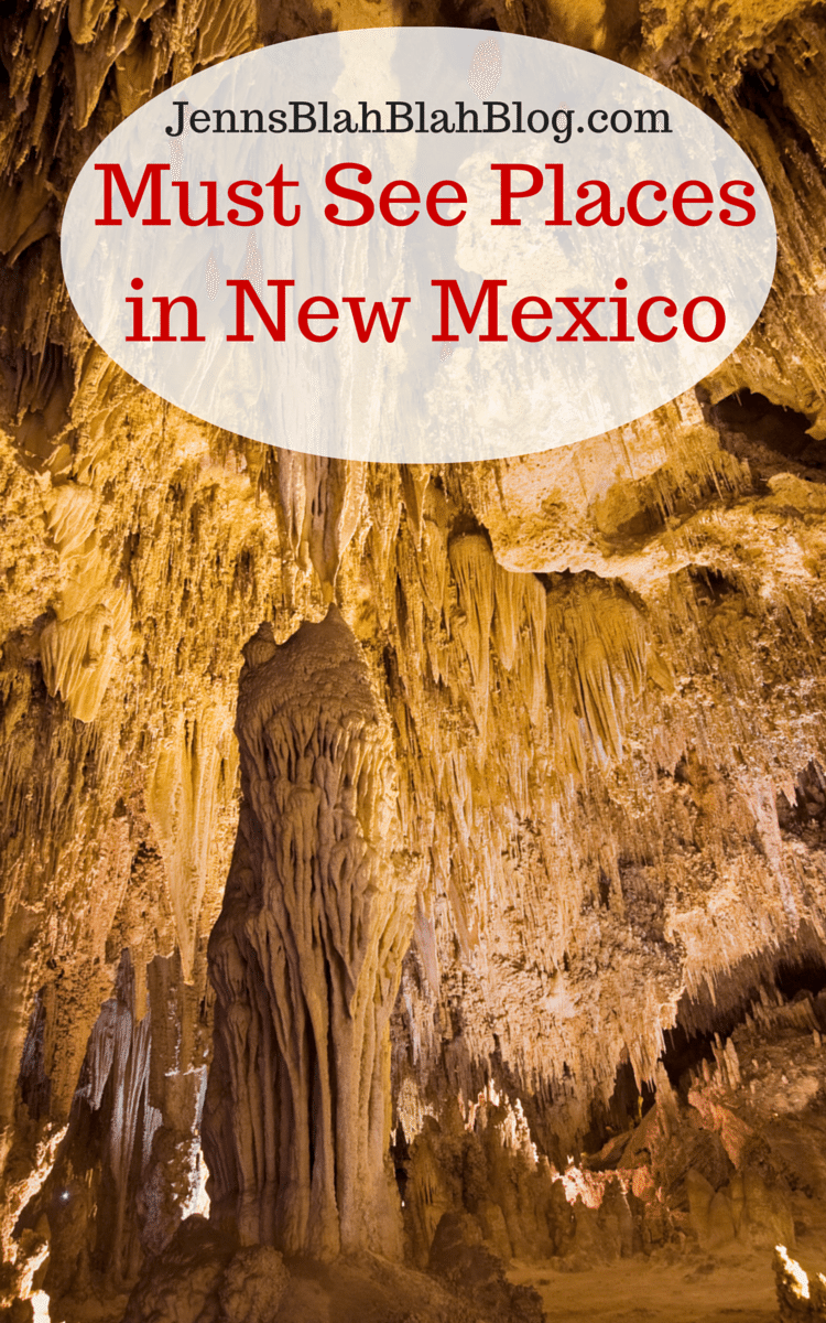 Five Must See Places In New Mexico | Jenns Blah Blah Blog ... Healthy Snacks For Kids On The Go
