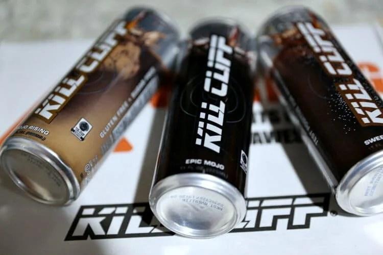 Kill Cliff Cold Brew Coffee