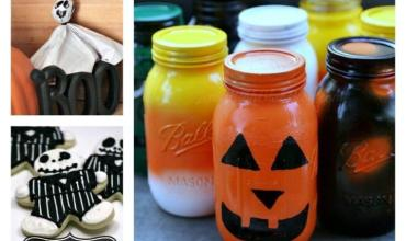 Last Minute Halloween Crafts, DIY Projects, Recipes & More!