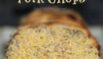 Breaded Parmesan Baked Pork Chops