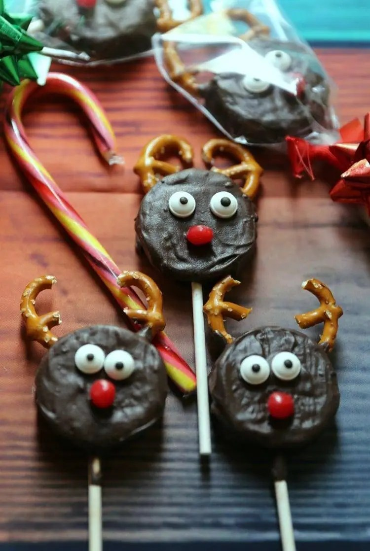 cute christmas treats for kids