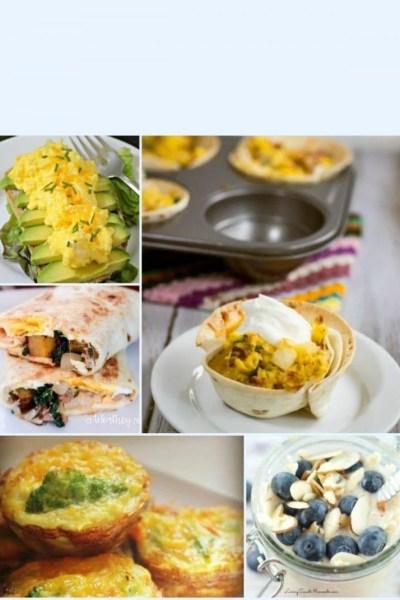 30 Delicious Yet Easy Breakfast Recipes