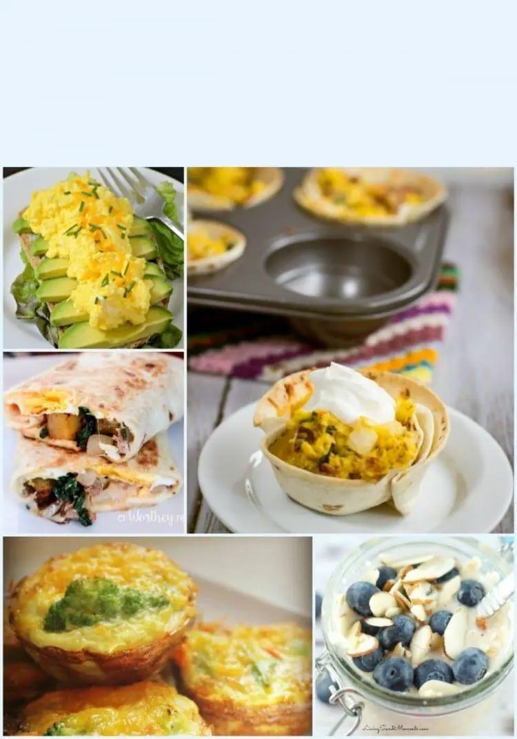 Delicious Yet Easy Breakfast Recipes