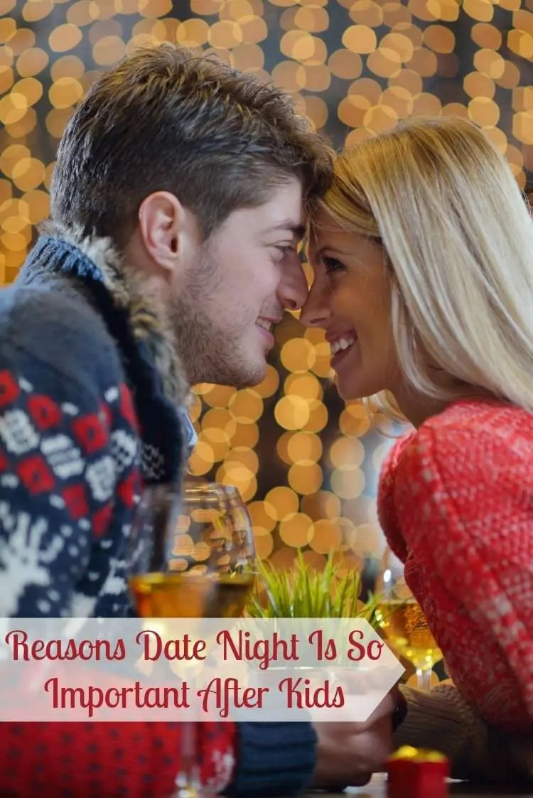 Reasons Date Night Is So Important After Kids