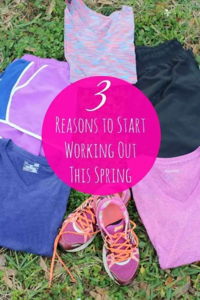 3 Reasons To Start Working Out This Spring
