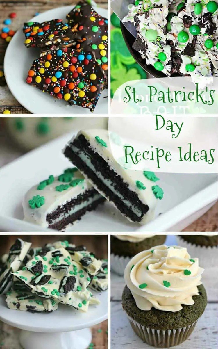 Recipe for St. Patricks Day