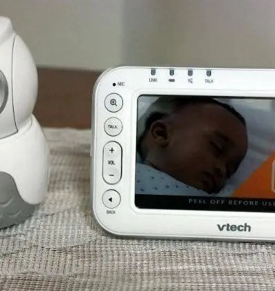 Baby Monitors Play A Crucial Role To Good Parenting.