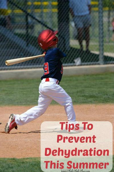 Tips To Prevent Dehydration This Summer