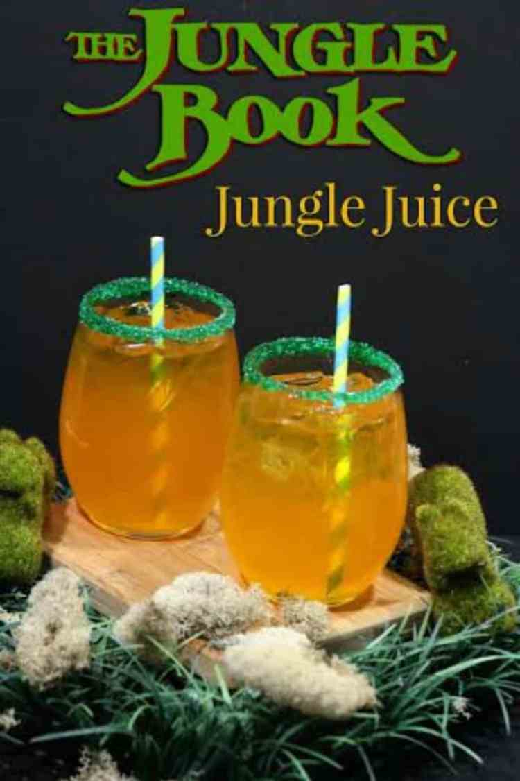 The Jungle Book Juice