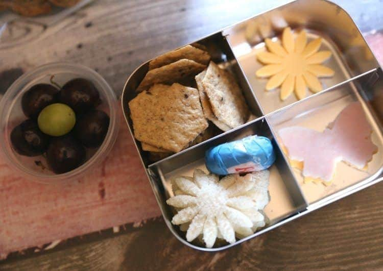 Flower Lunch Box Ideas