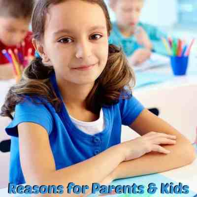 Reasons for Parents & Kids to Collect Box Tops