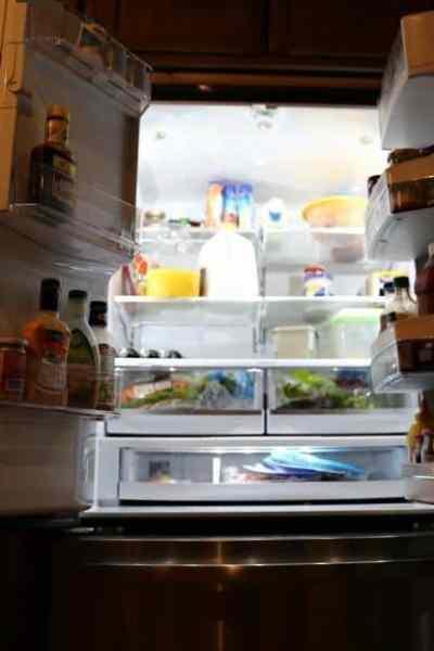 GE Refrigerator with Keurig Brewing System! Yes, WITH Keurig!