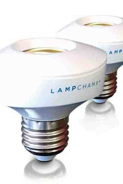Turn any Lamp into a USB Charging Station with LampChamp™