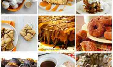 20 Sweets, Treats, and Dessert Recipes with Pumpkin