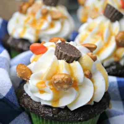 Sweet and Salty Cupcakes Recipe