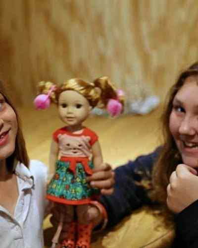 Reasons to Encourage Children to Play With Dolls