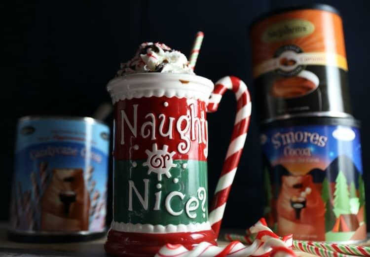 CandyCane Hot Cocoa