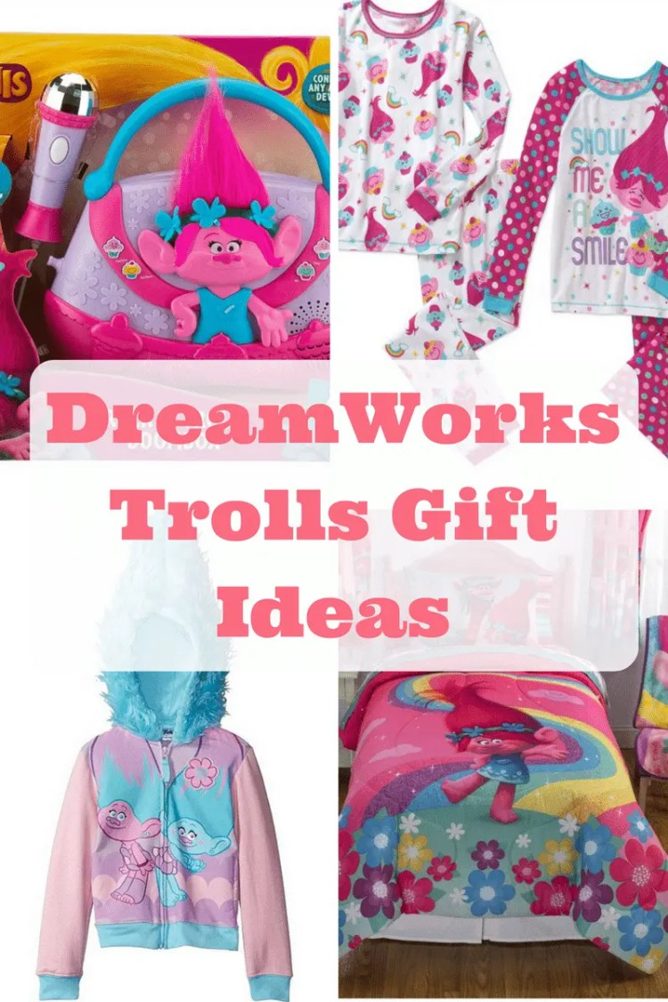 DreamWorks Trolls Gift Ideas