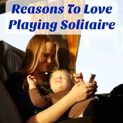 Reasons To Play More Solitaire by MobilityWare!