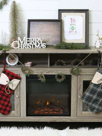 Hang Your Stockings With Care This Holiday Season With Walker Edison #Gift Guide
