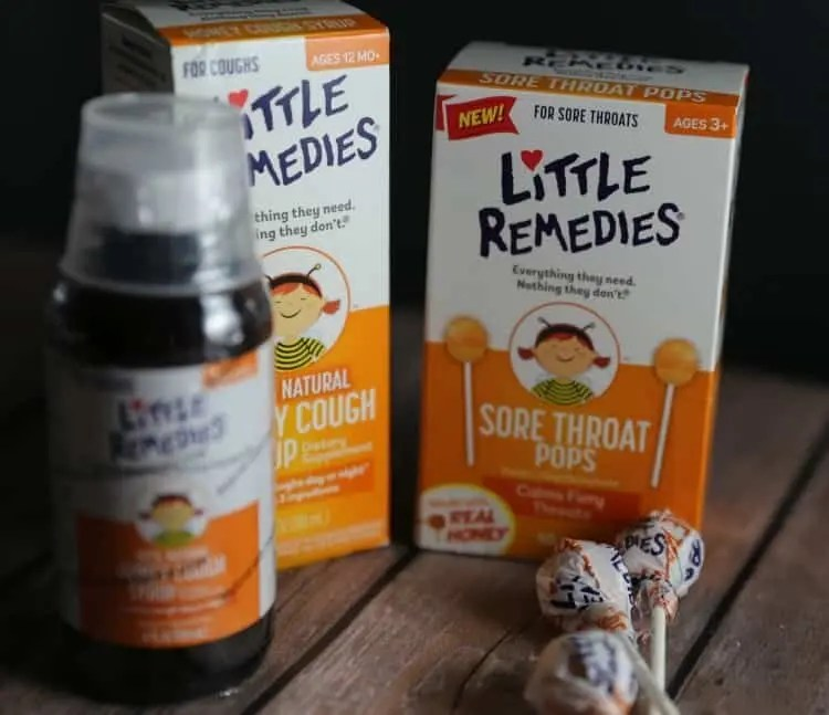 Little Remedies Natural Honey