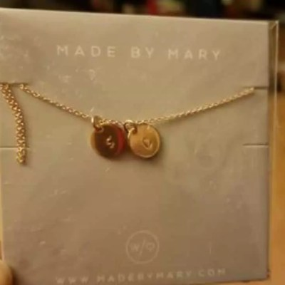 Made by Mary Customized Necklace Review