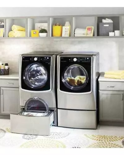 Get the Advantages of LG Front Loading Appliances at Best Buy Today