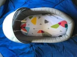 LulyBoo Travel Bassinet Review