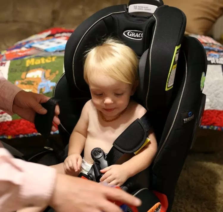 Lucie S List Installing Car Seat