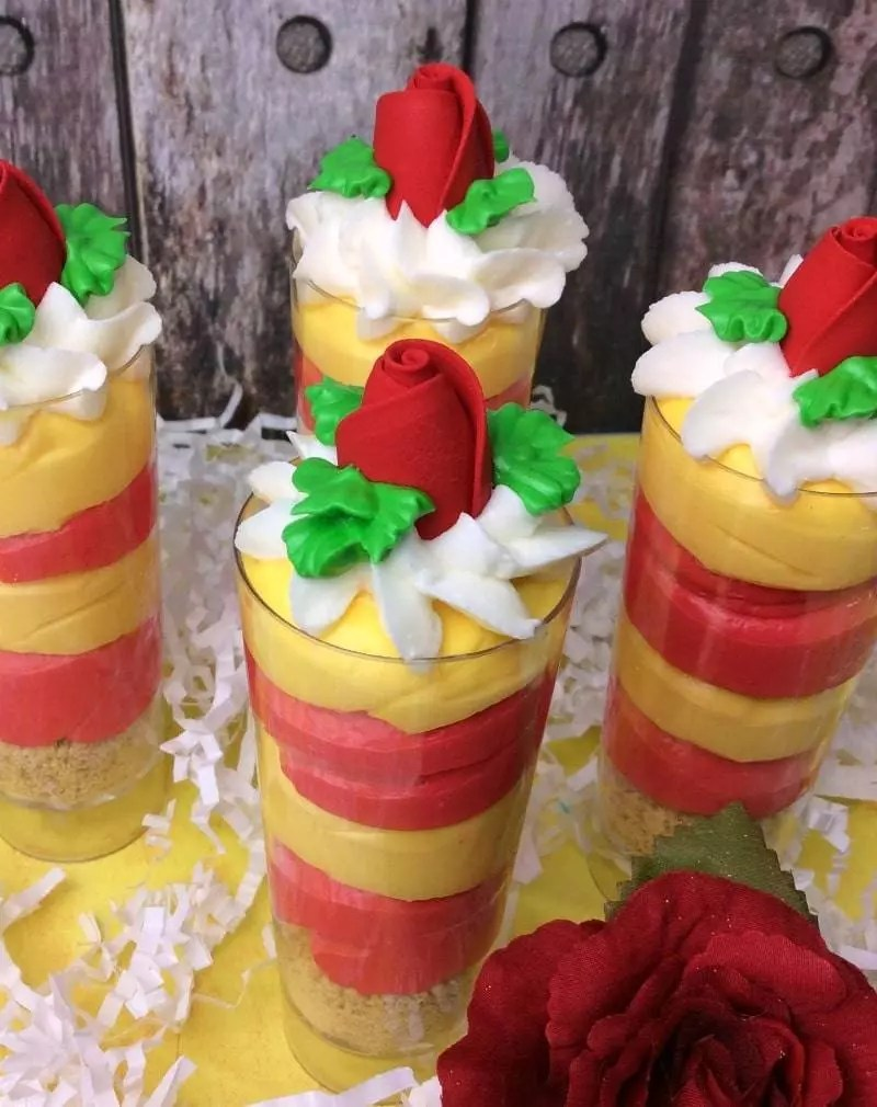 Beauty and the Best Cupcake Shooters Recipe