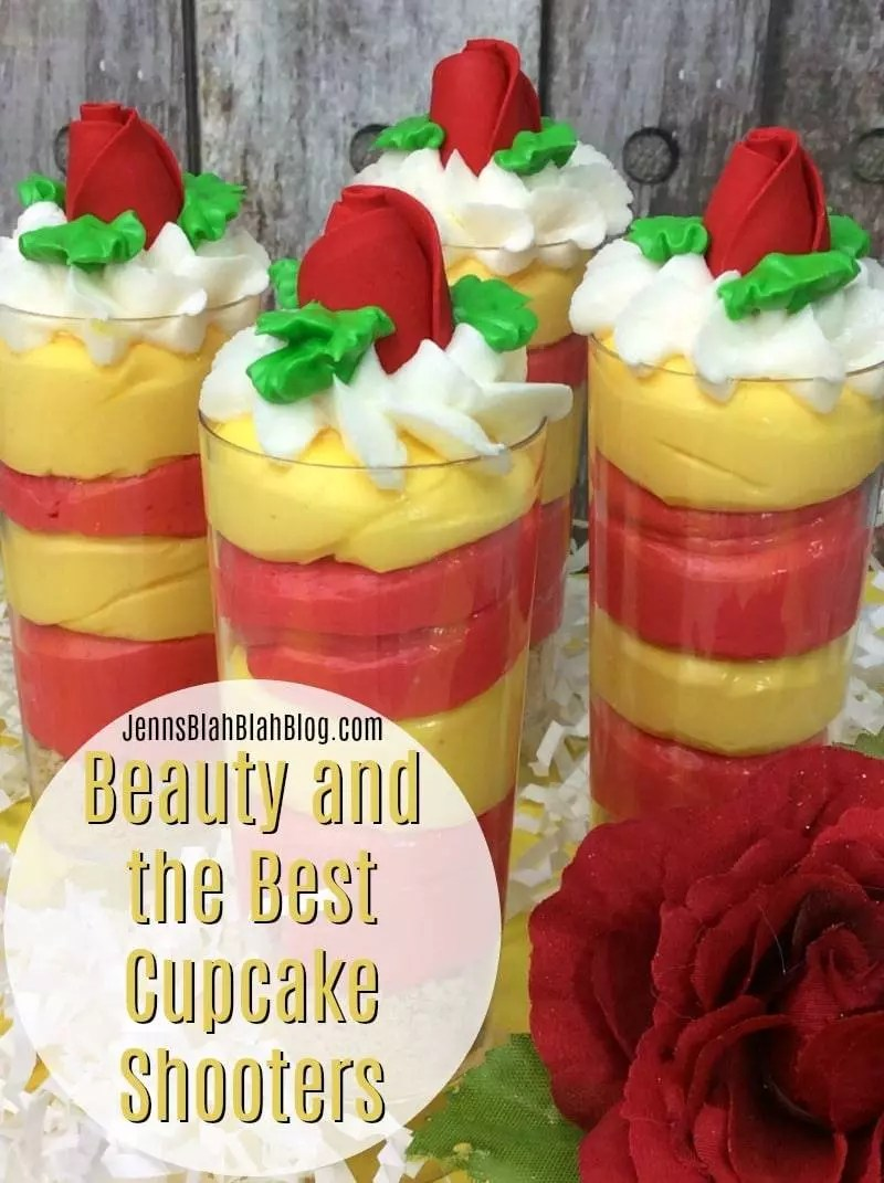 Beauty and the Best Cupcake Shooters 1