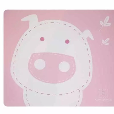 Marcus & Marcus Pokey the Pig Baby Bib Review + Giveaway